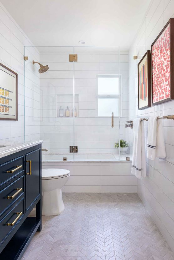 What Is A 3/4 Bath? How Is It Different Than A Half-Bath?