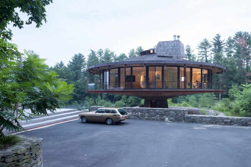 Circular Houses With Unique And Unprecedented Designs