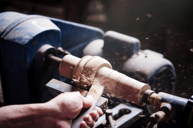 Consider Buying a Mini Wood Lathe for Small Woodturning Projects