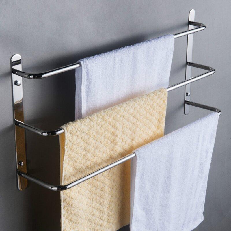Flamingo Triple Towel Bar