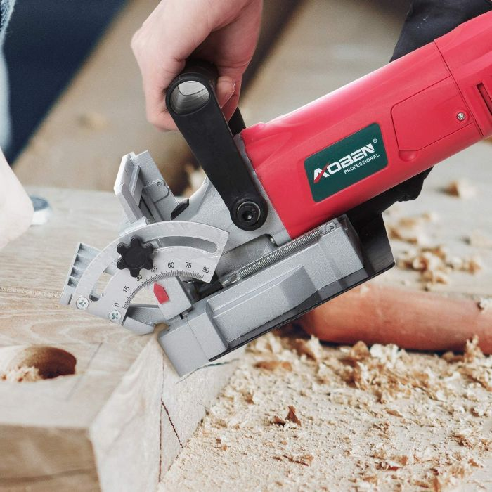 AOBEN 8.5 Amp Biscuit Cutter Plate Joiner