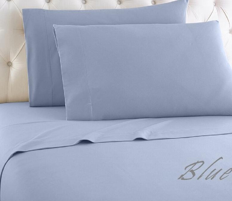 Almus 1000 Thread Count Egyptian-Quality Cotton Sateen Sheet Set