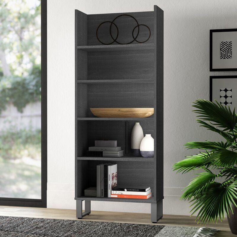 Alves W Standard wayfair bookshelf