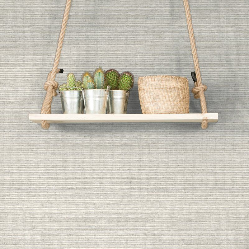 A simple and calm textured pattern wallpaper