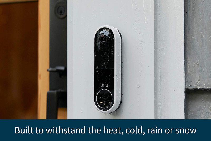 Arlo Essential Video Doorbell