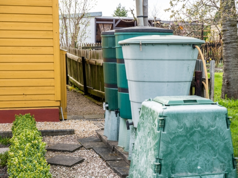 Top 5 Rainwater Harvesting Containers