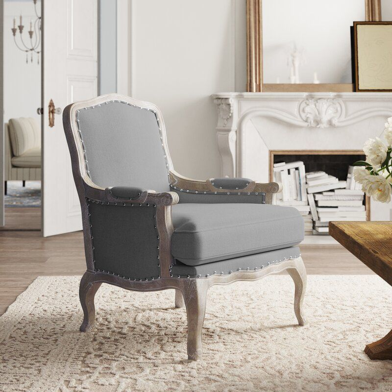 Bransford Tufted Polyester Armchair
