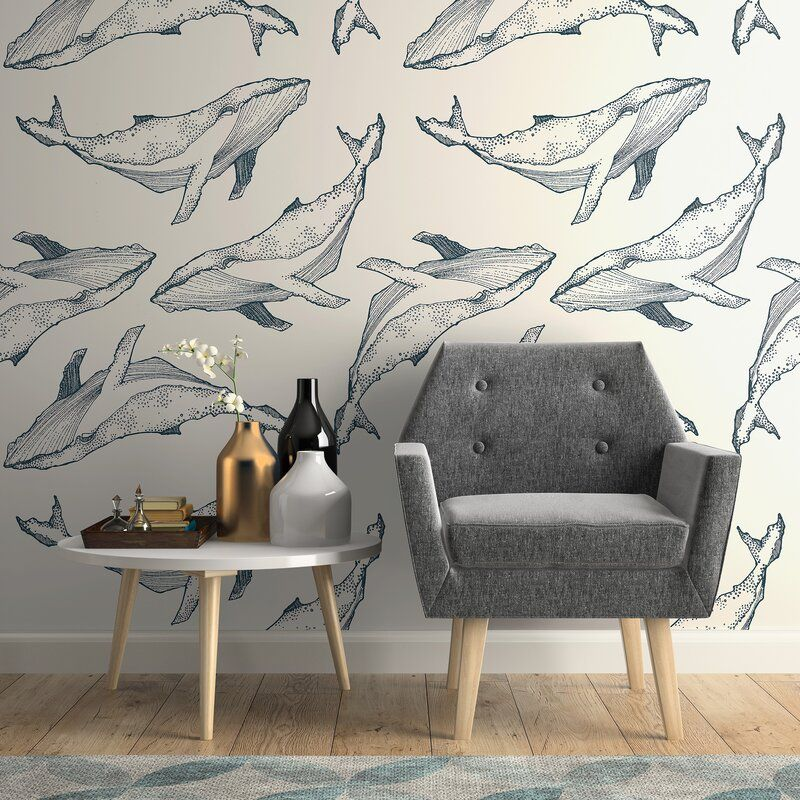 Calm nautical design with a playful touch