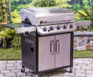 A Review of the CharBroil Performance Series 5-Burner Propane Gas Grill