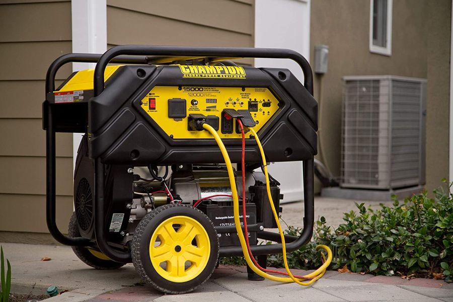 Champion Power Gas Generator