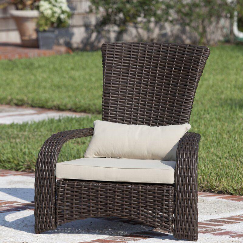 Coconino Patio Chair with Cushion