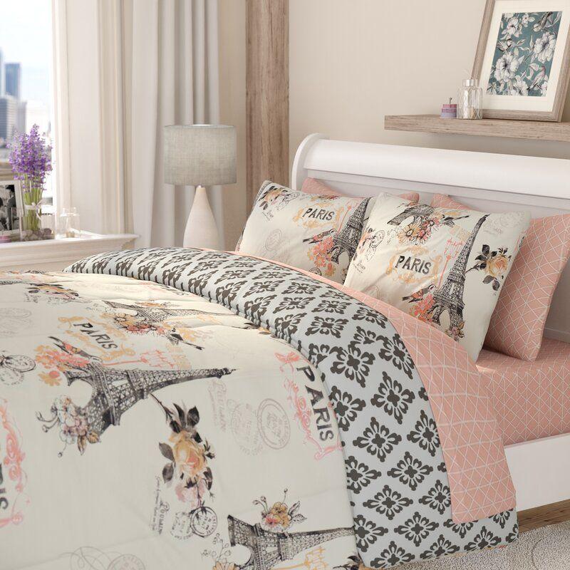 Croghan Reversible Comforter Set