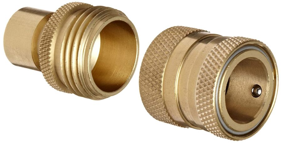 Dixon DGH7 Brass Quick-Connect Fitting