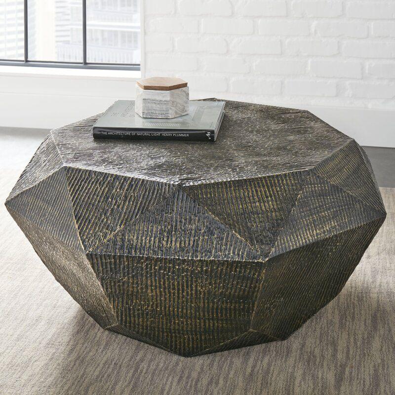Donato Block Coffee Table