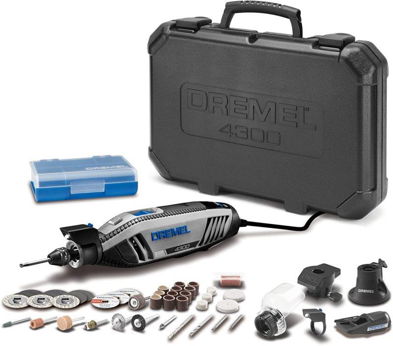 Dremel 4300-5/40 High Performance Rotary Tool Kit
