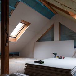 How To Install A Sheetrock Wall