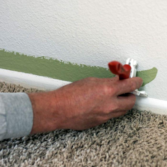 Emery Edger Paint Brush Edging Tool