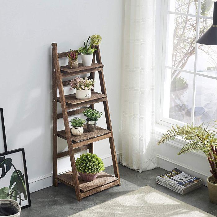 Foldable Plant Shelf
