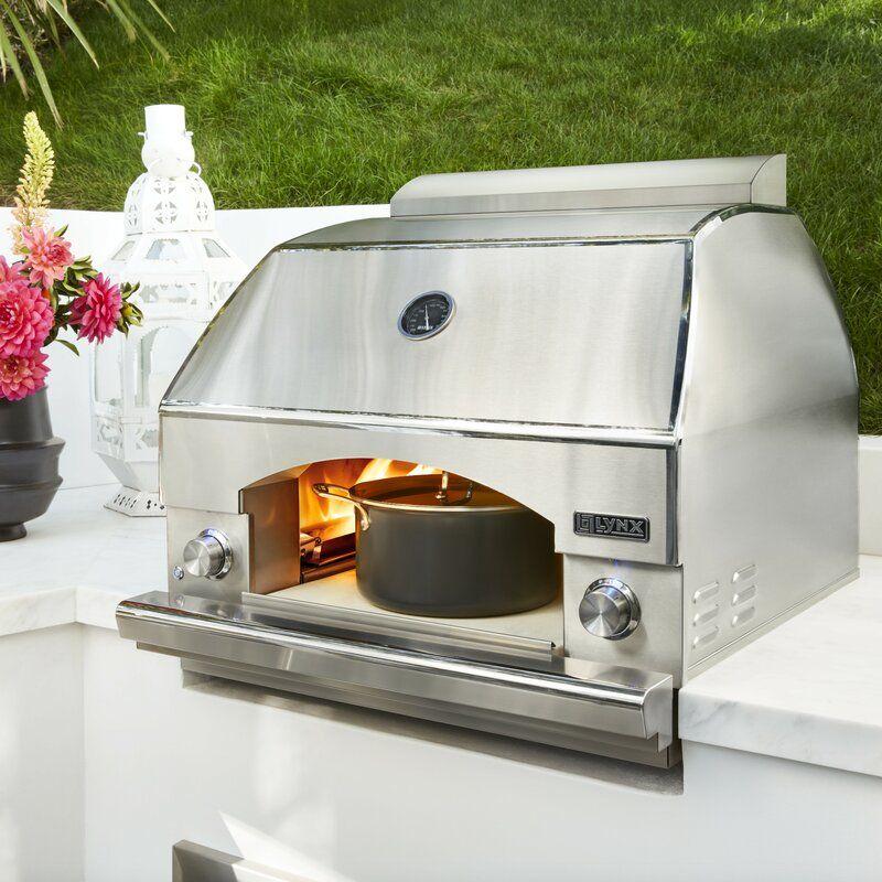 Freestanding Napoli Outdoor Pizza Oven