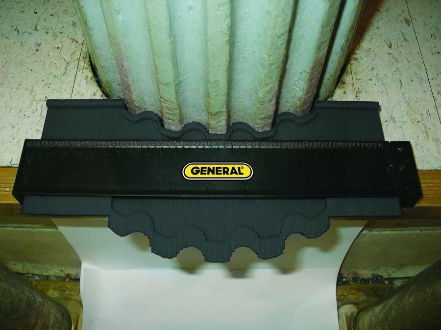 General Tools 833 Contour Gauge