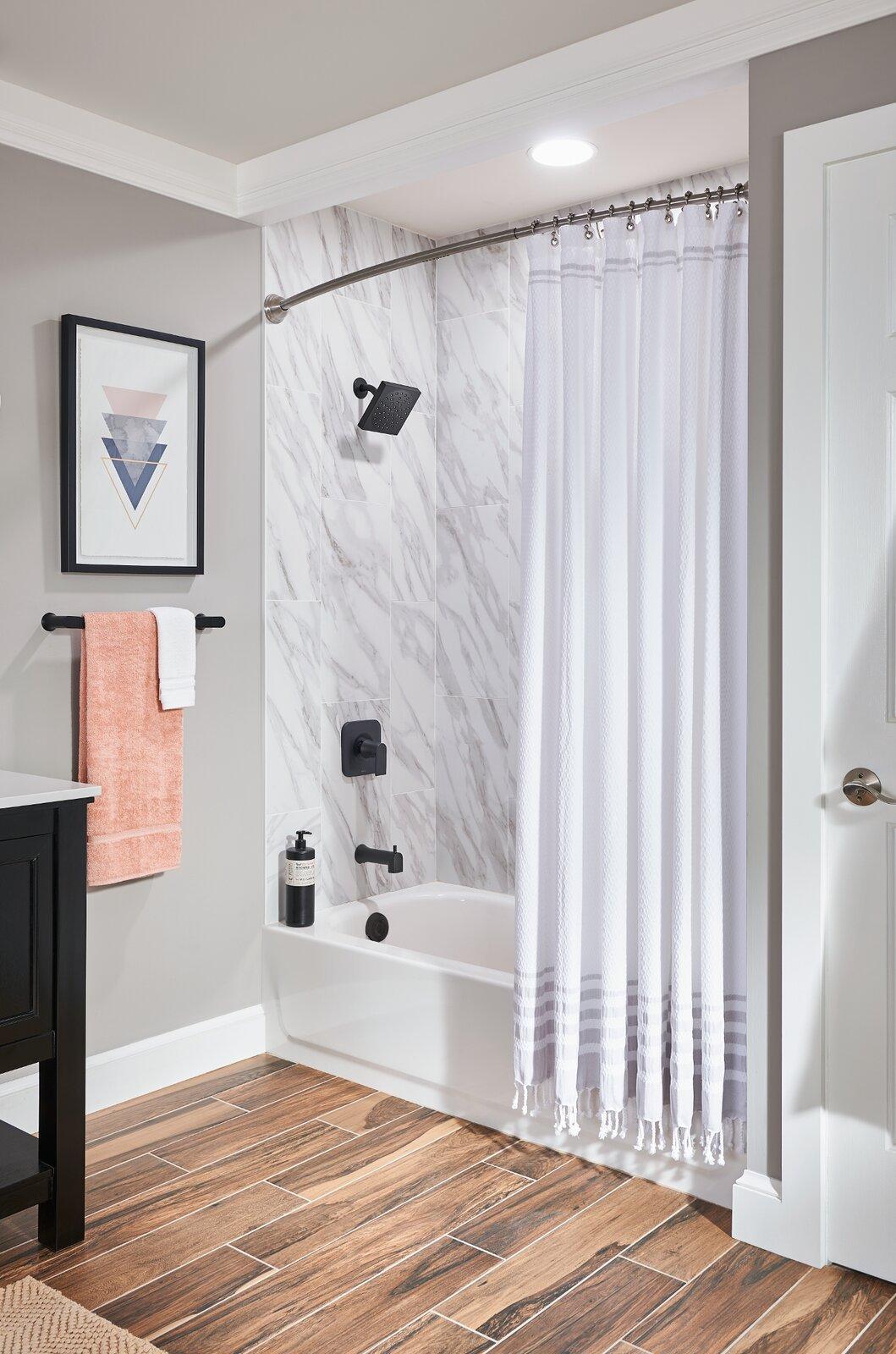 Genta Blac Towel Flat Bar
