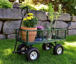 获得最好的:如果你是一个严肃的园丁,那么大猩猩车
