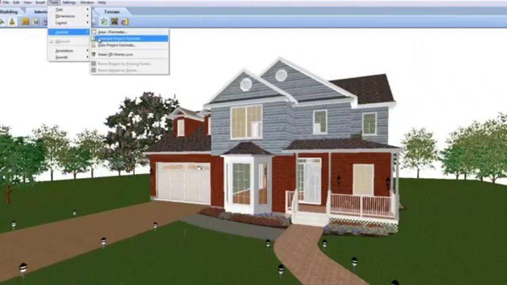 HGTV Ultimate Home Design Software