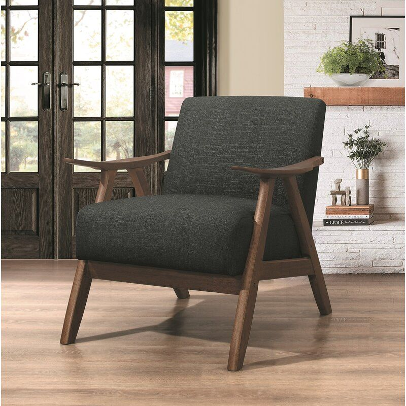 Hofstetter Tufted Polyester Armchair