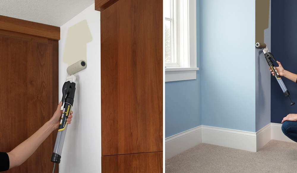 choose a paint edging tool