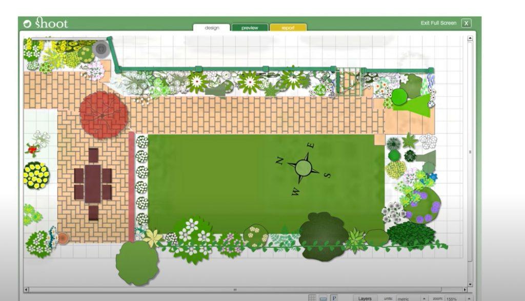 How to design your garden using Shoot's garden planner