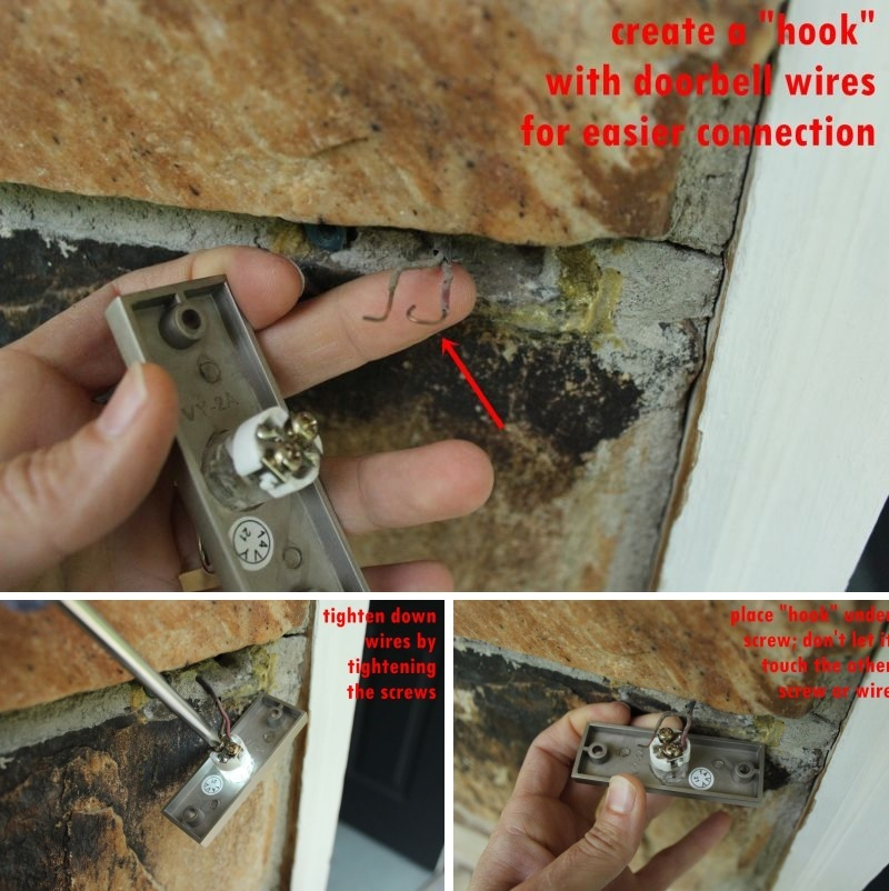 How To Wire A New Doorbell
