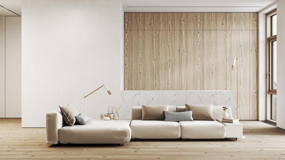 Is Painting Wood Paneling Hard