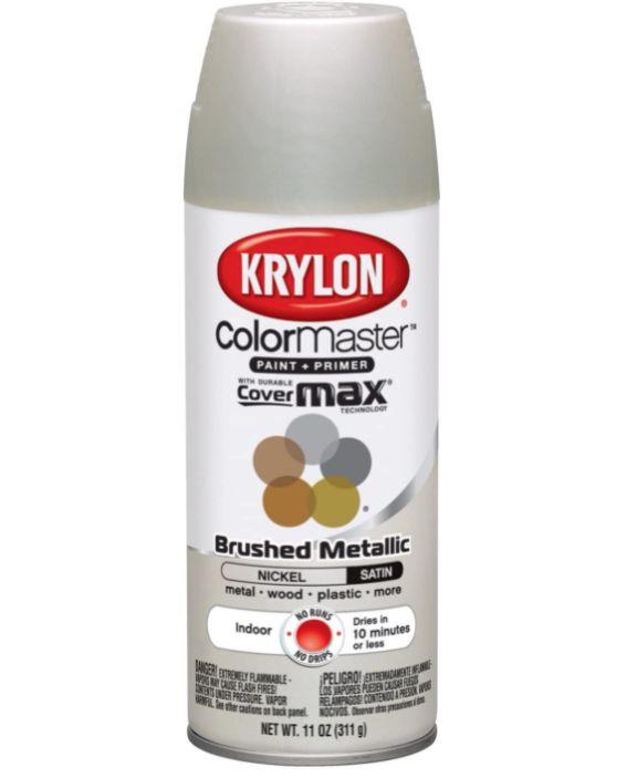 Krylon K05125507 ColorMaster Paint