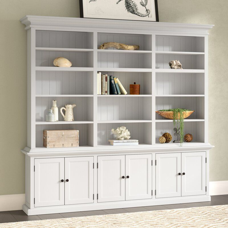 Lachlan W Library Bookcase