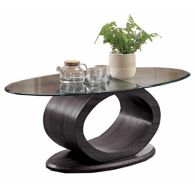 Laymoune Abstract Coffee Table