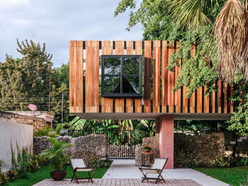 A House Among The Tree Tops That Brings Old Memories To Life