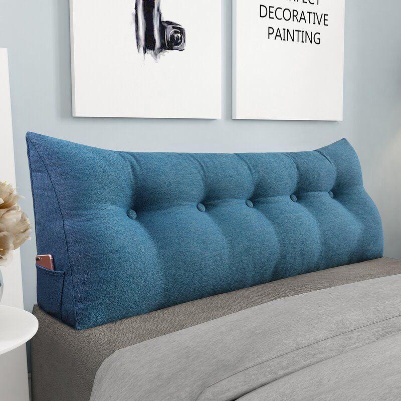 backrest pillow for bed