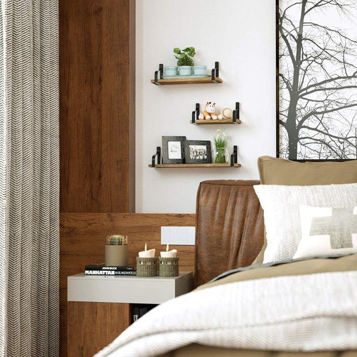 Love-KANKEI Floating Shelves Wall