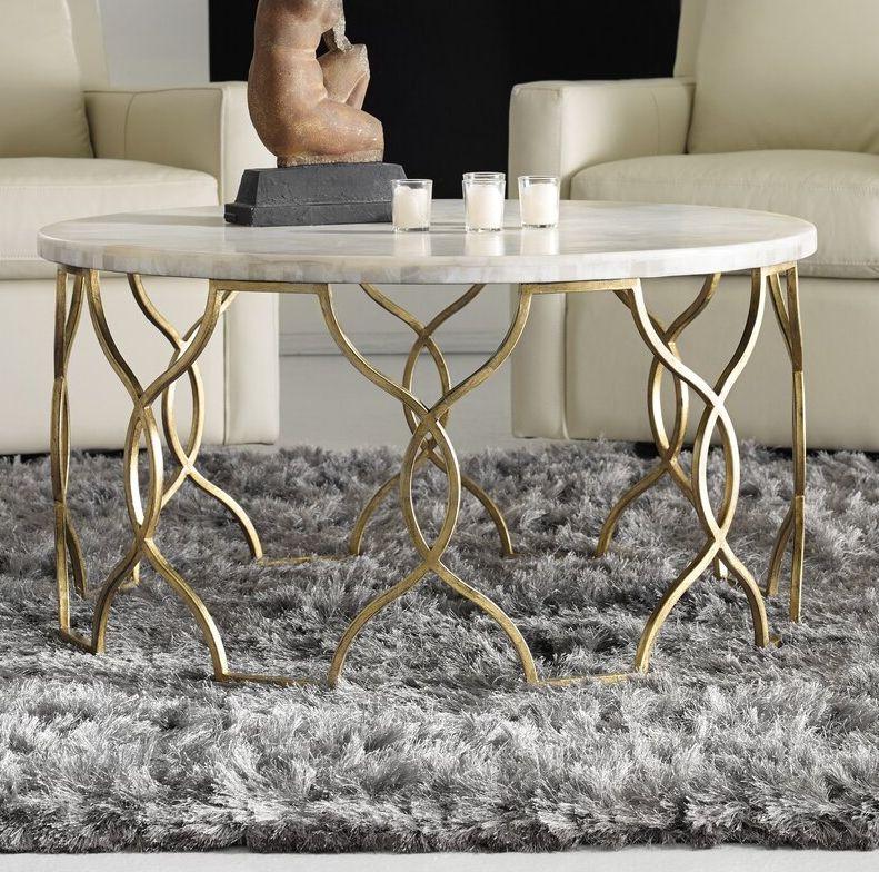 Melange Corrina Coffee Table