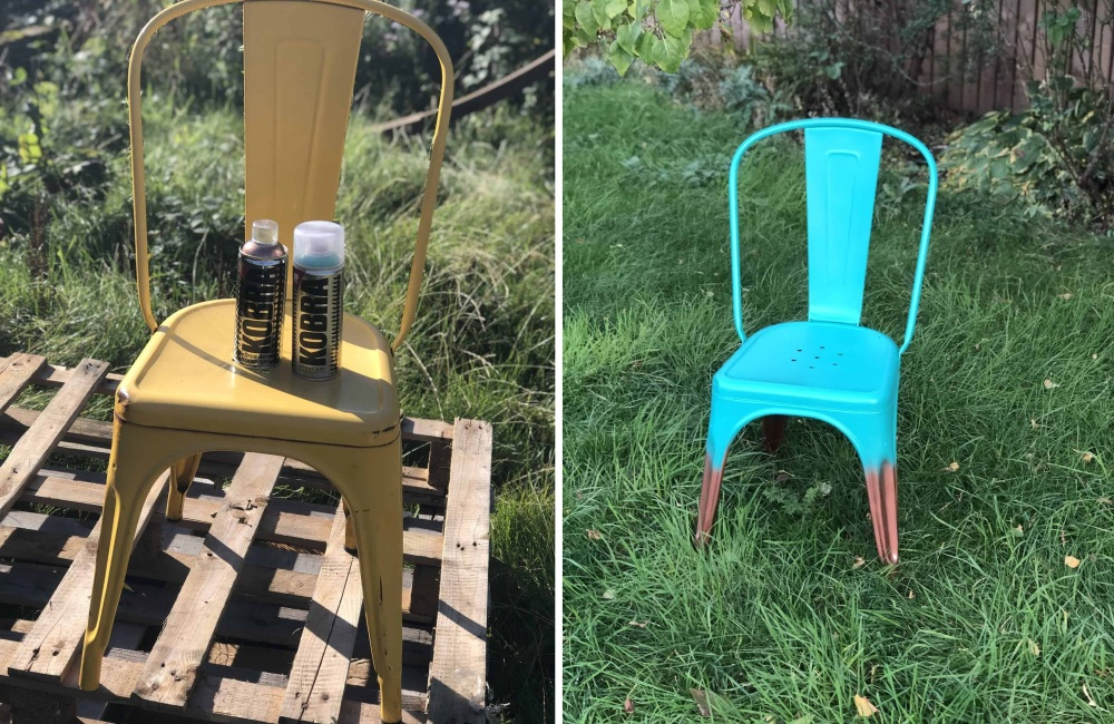Spray Paint For Metal, Best Spray Paint For Metal Outdoor Chairs