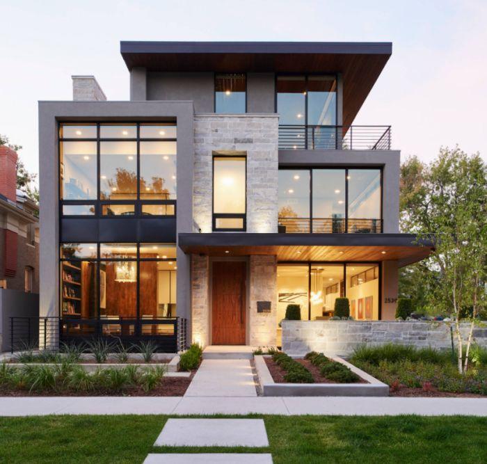 您的设计风格最好的房子前面设计
