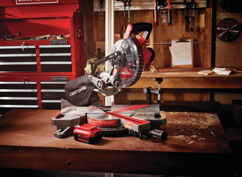 Miter Saw Features