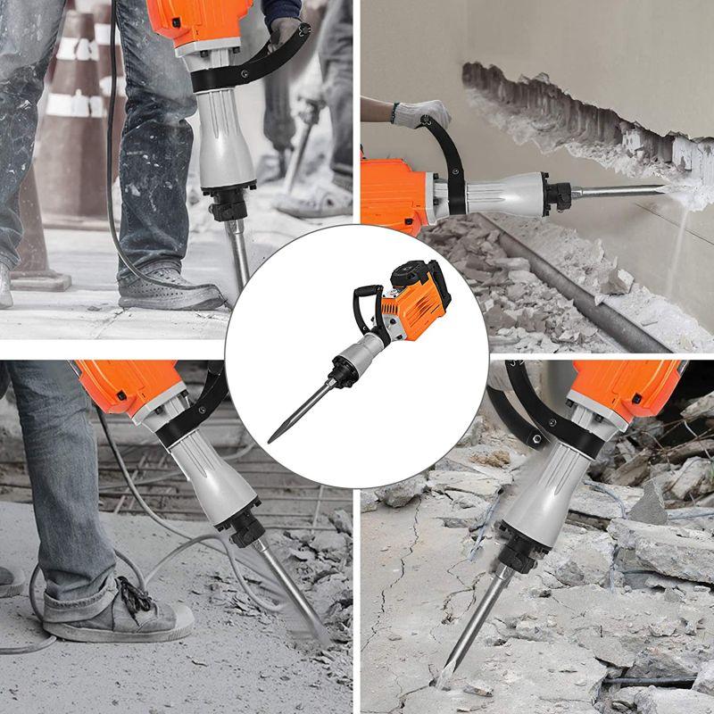 Mophorn 3600W Electric Demolition Hammer