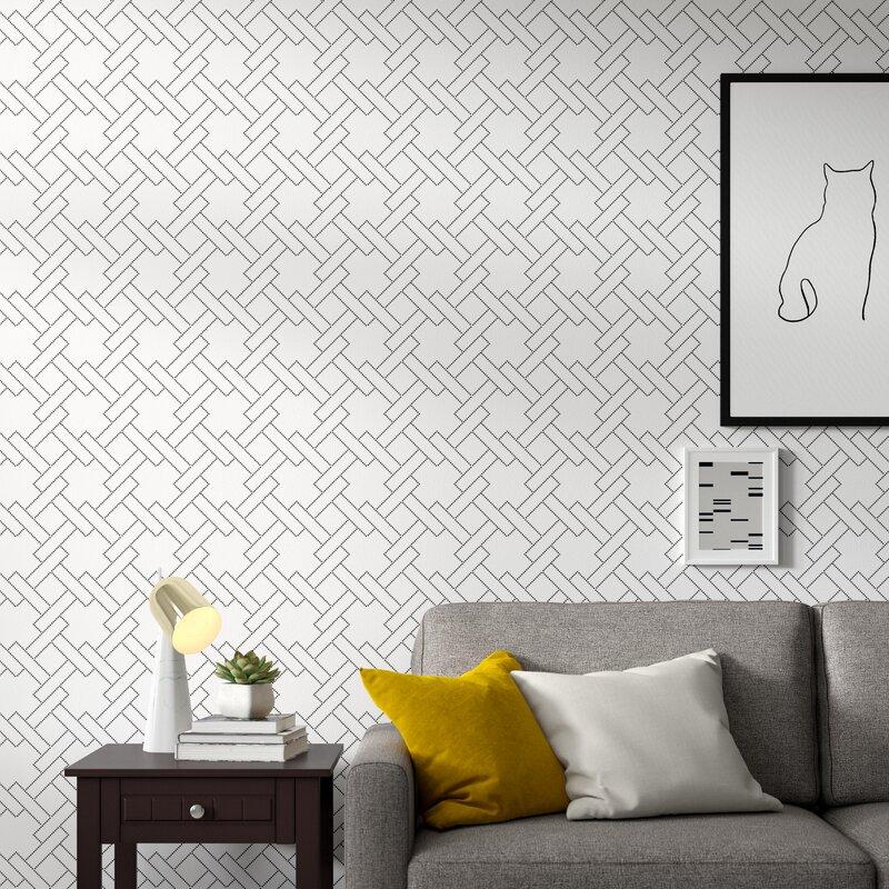 A series of geometric links