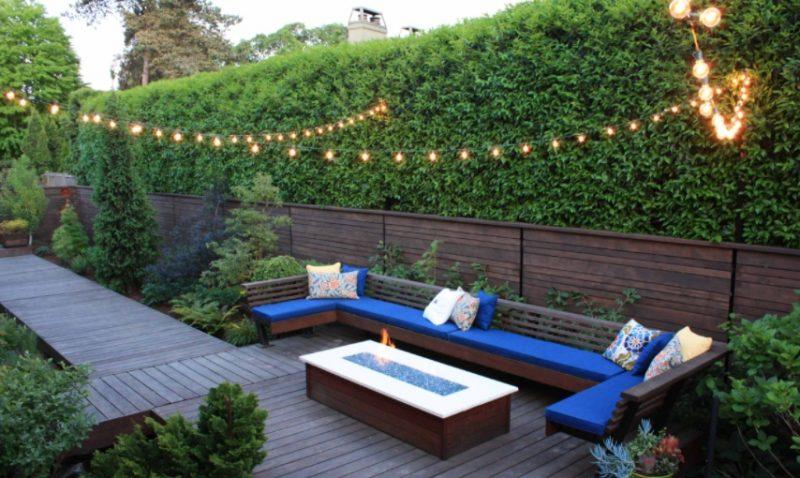 Line Voltage And Low-Voltage Landscape Lighting Ideas