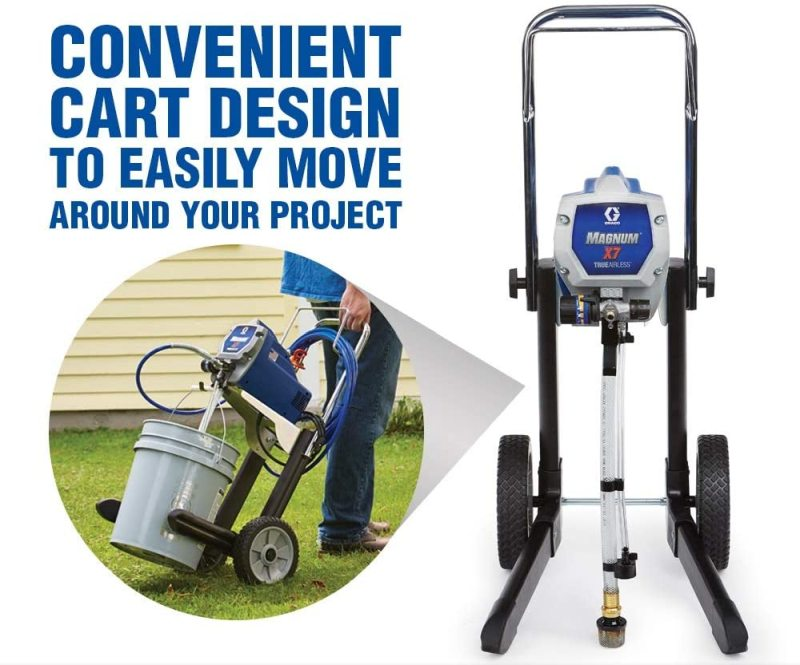Pros and Cons of Graco X7 Paint Sprayer