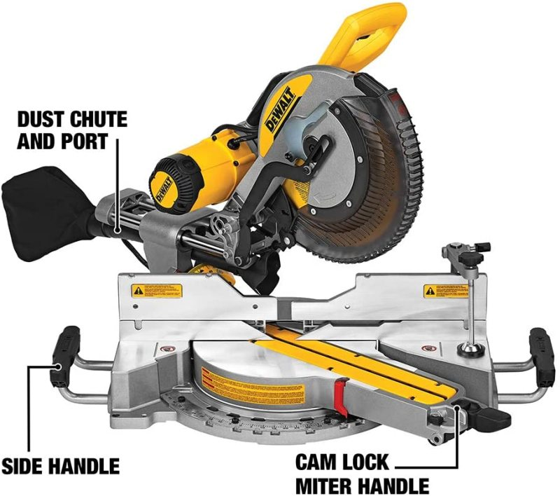 Pros and Cons of Miter Saws
