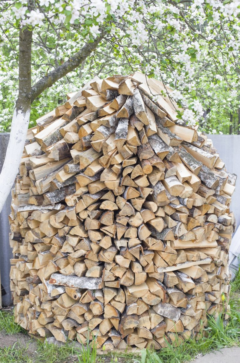 What is a Rick of Firewood?