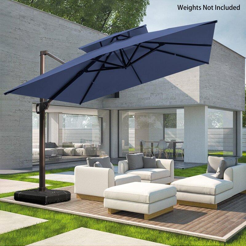 Roberson 10' Cantilever Umbrella