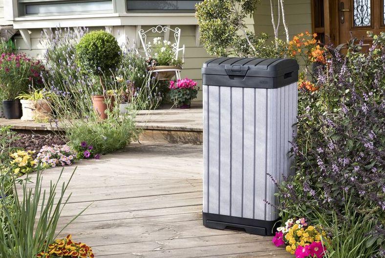 Rockford Duotech 30 to 33 Gallon Trash Can